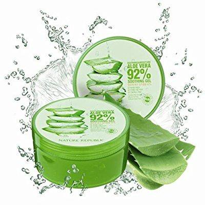 Nature Republic Aloe Vera Soothing Gel, 3.2 Oz