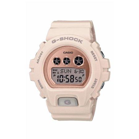 Casio GMDS6900MC-4 G-Shock Women's S Series Watch Light Pink 46mm (Best Deals On Casio Watches)