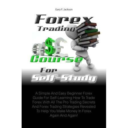 Forex Trading Course For Self-Study - eBook