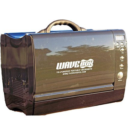 WaveBox Portable Microwave Oven, Midnight - Walmart com