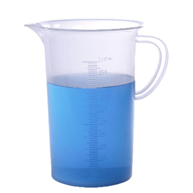 American Educational Products 7-700-2000 Measuring Jug, Polypropylene, 2000 Ml - image 1 of 1