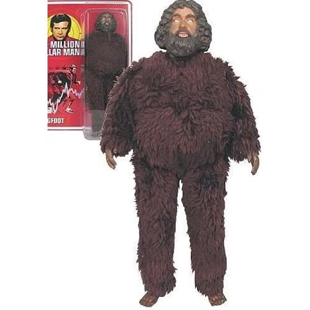 Bif Bang Pow! Six Million Dollar Man Bionic Bigfoot Action Figure (Bionic Six Toys)