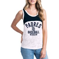 4daea02ff37 Product Image MLB San Diego Padres Women s Short Sleeve Team Color Graphic  Tee