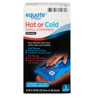 Equate Hot or Cold Small Compress