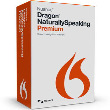 Nuance 362332 Dragon Naturally Speaking Premium State and Local Government Version 13 Speech Recognition Software Electronic Download