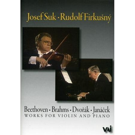 Josef Suk & Rudolf Firkusny