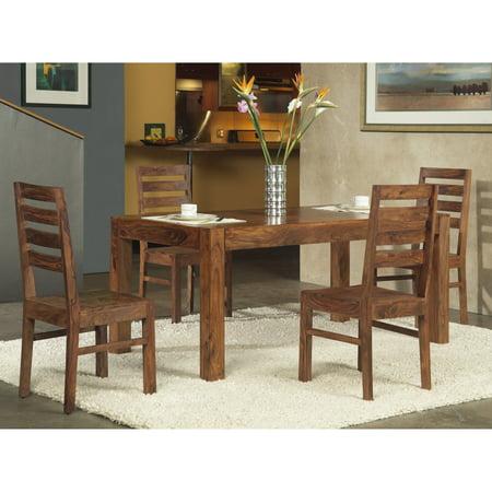 Modus Genus 5 Piece Dining Table Set Walmartcom