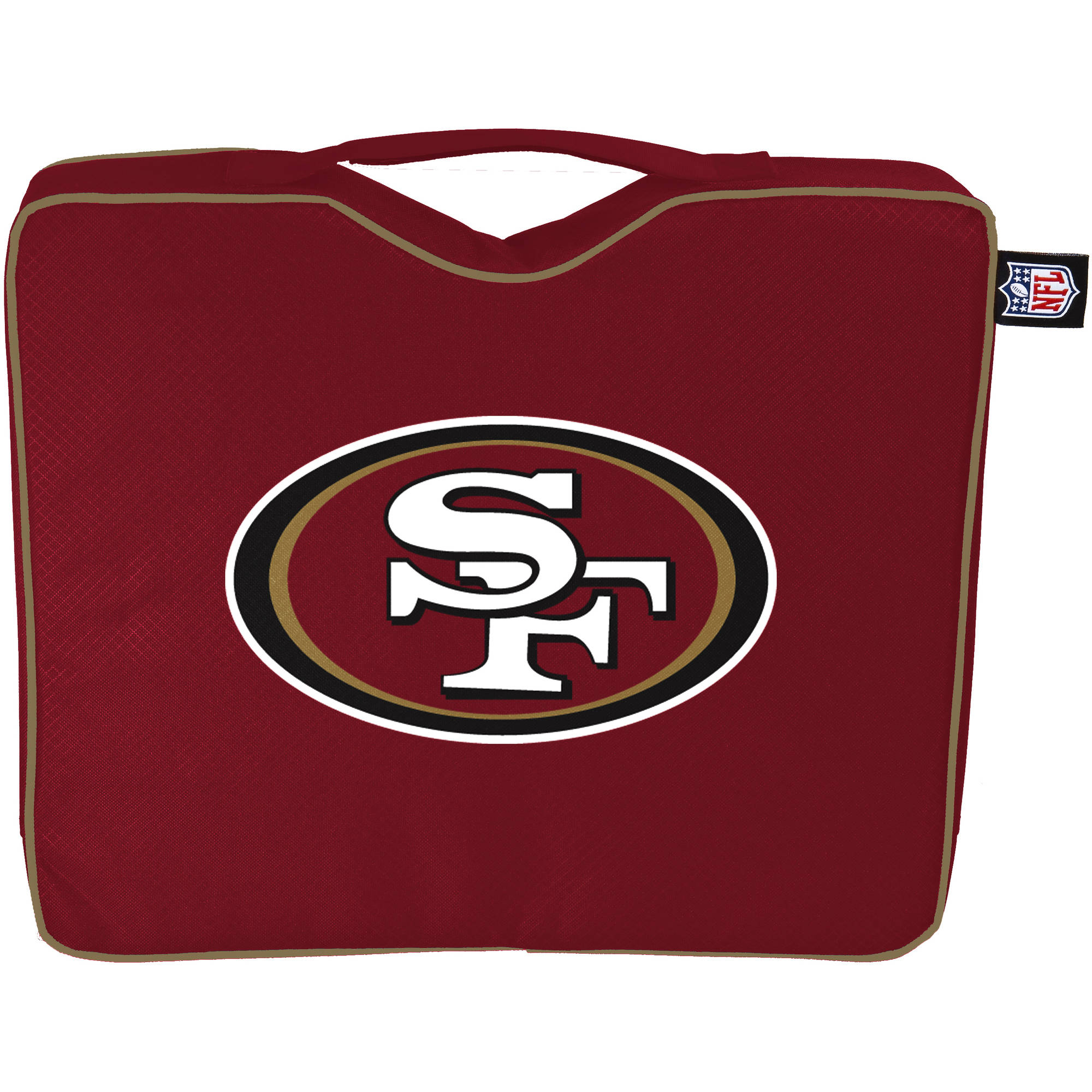 Rawlings NFL Bleacher Cushion San Francisco 49ers