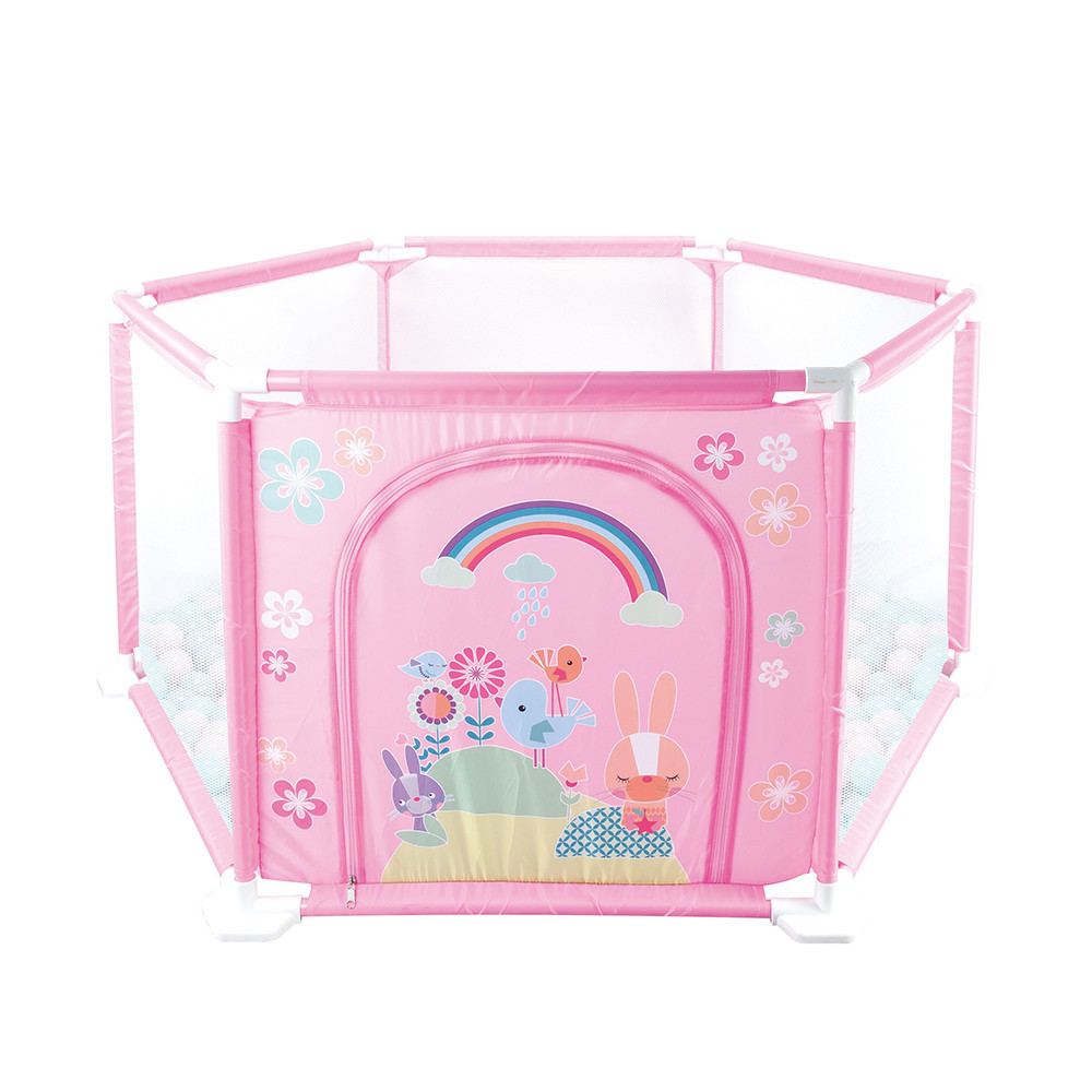 Iuhan Portable & Travel Playpen Tent Ball Pool Play House Play Space For Children Baby by