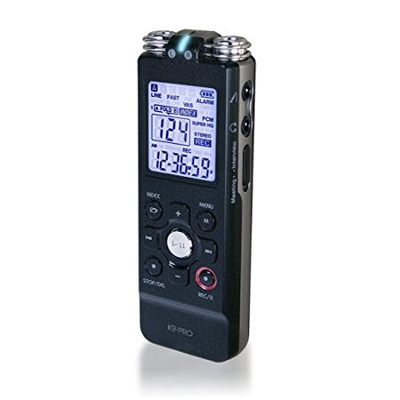 Spy-Max Professional Digital Voice Recorder w  Stealth Mode by