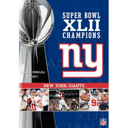 New York Giants Super Bowl Ring (Super Bowl XLII Champions: New York Giants)