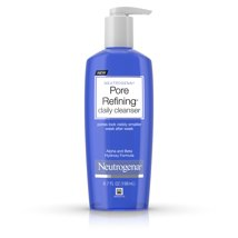 Facial Cleanser: Neutrogena Pore Refining Daily Cleanser