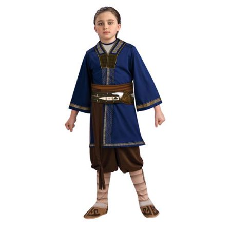 The Last Airbender Sokka Costume Child - Airbender Costumes