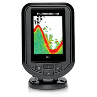 "Humminbird 409670-1 (Replaced by 410150-1) PiranhaMax 197C Fishfinder w/ 3.5"" LCD Display"
