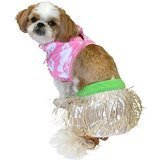 Pet Costume - Hula Girl (SMALL), By TARGET Ship from US](Target 2017 Halloween Clearance)