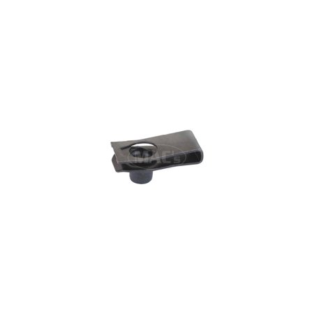 MACs Auto Parts Premier  Products 44-14440 Ford Mustang U Nut Fastener - 5/16-18 Threaded Clip - BlackOxide (Featherweight Thread Clip)