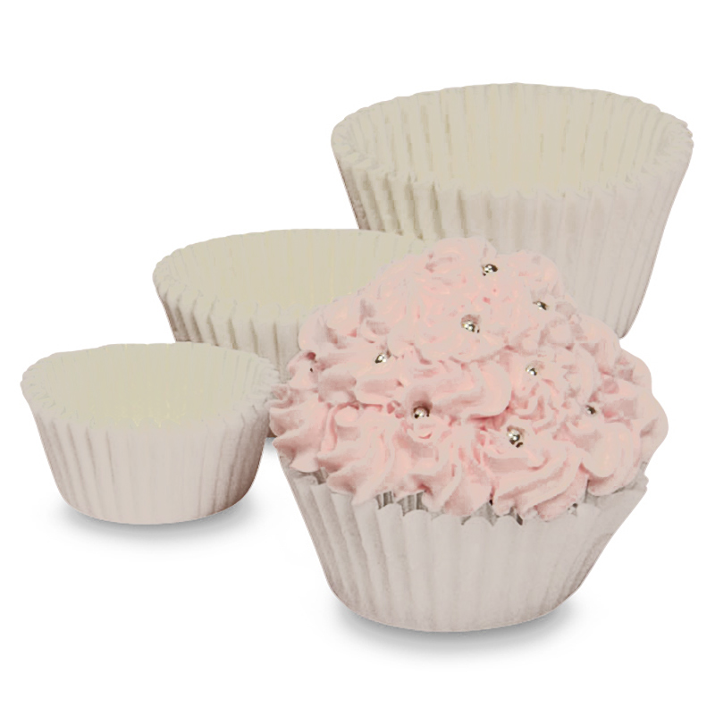 how to get clean cupcake liners