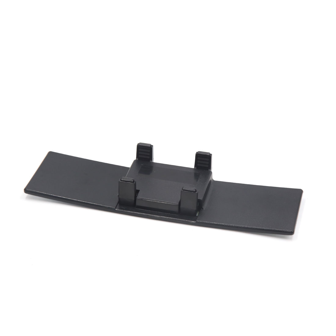 240mm Length Black Plastic Frame Curved Panoramic Car Interior Rearview Mirror - image 1 of 2