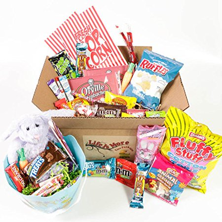 Easter studentmilitary care package student food basket college easter studentmilitary care package student food basket college care package gift negle Gallery