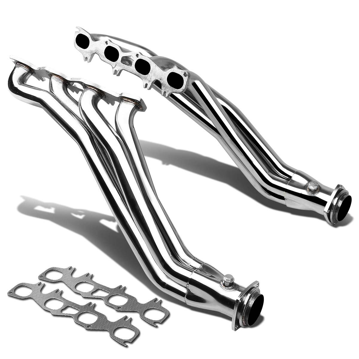 For 05 08 Dodge Magnum 6 1l Srt8 Hemi Chrome 2pc 4 1 Performance
