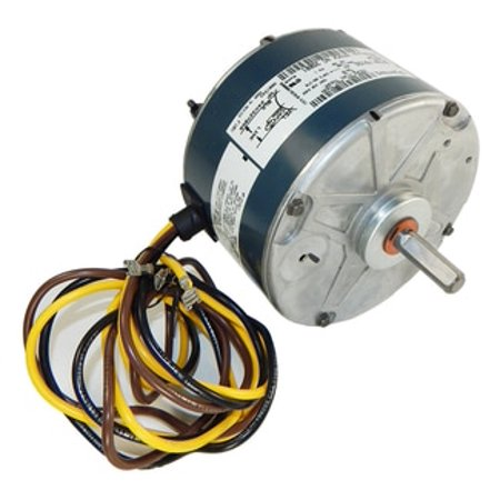 Carrier Condenser Motor 5KCP39BGY915S 1/10 hp, 1100 RPM, 208-230V Genteq # 3S001