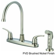 Olympia Faucets  K-5372 Two Handle Kitchen Faucet