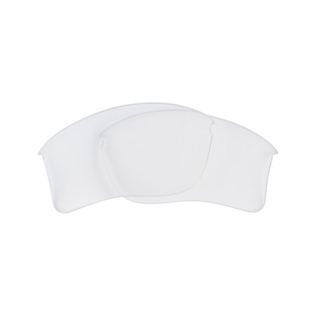 Replacement Lenses Compatible with OAKLEY Flak Jacket XLJ (Oakley Half Jacket Xlj Replacement Lenses)