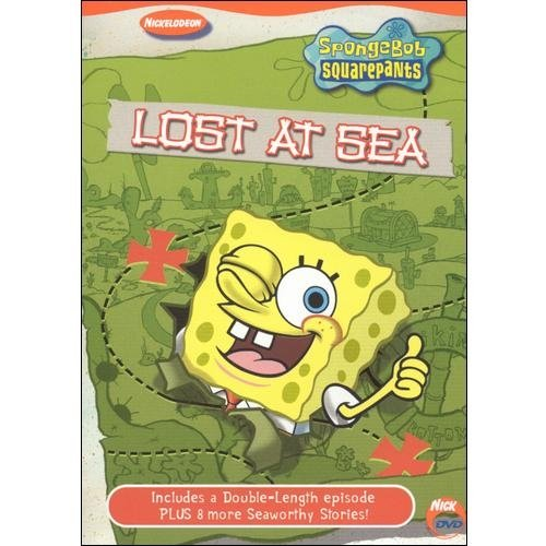 SpongeBob SquarePants: Lost At Sea (Full Frame)