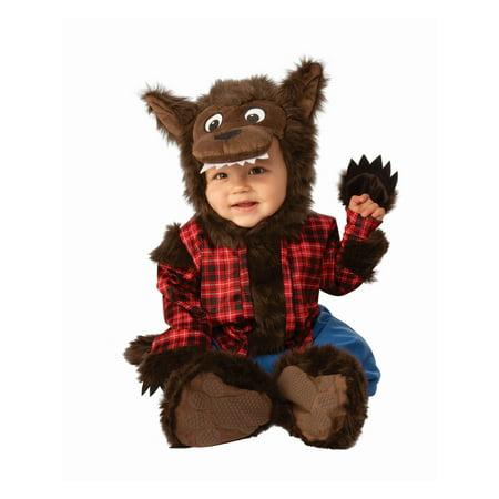 Infant/Toddler Wee Warewolf Costume