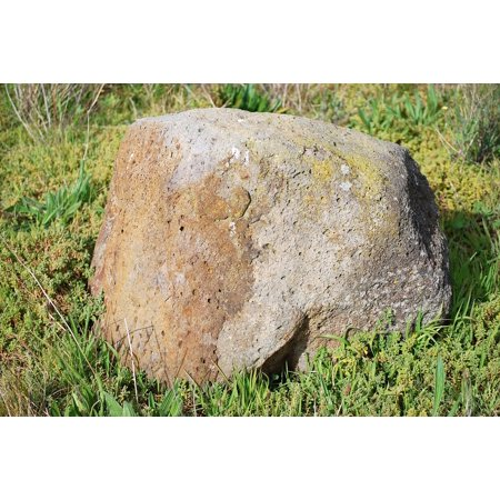 LAMINATED POSTER Hard Granite Stone Geology Pebble Rock Nature Poster Print 24 x 36