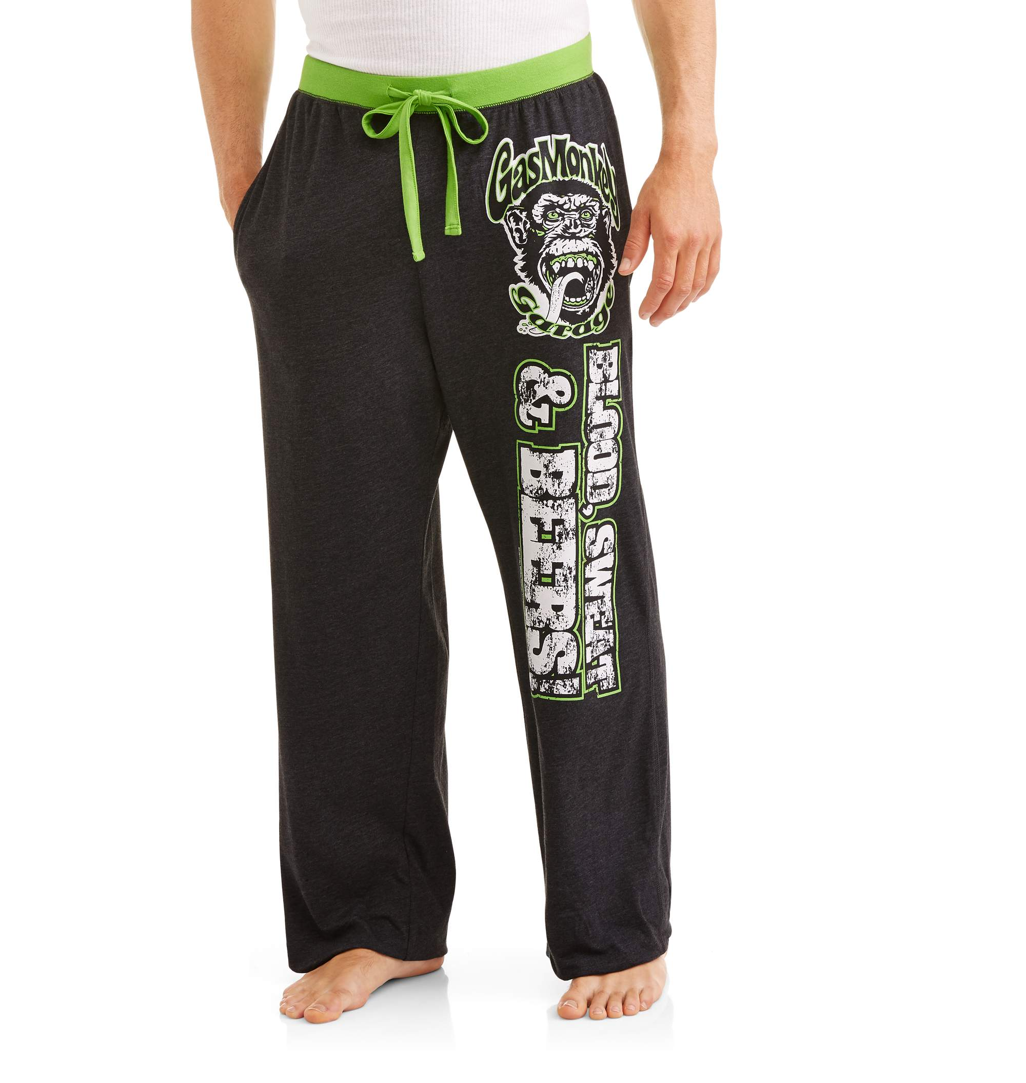 Image of Gas Monkey Blood Sweat & Beers Sleep Pant