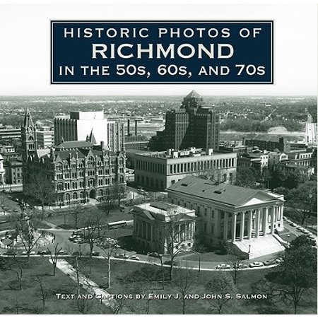 Historic Photos of Richmond in the 50s, 60s, and 70s (Richmond Online-shop)
