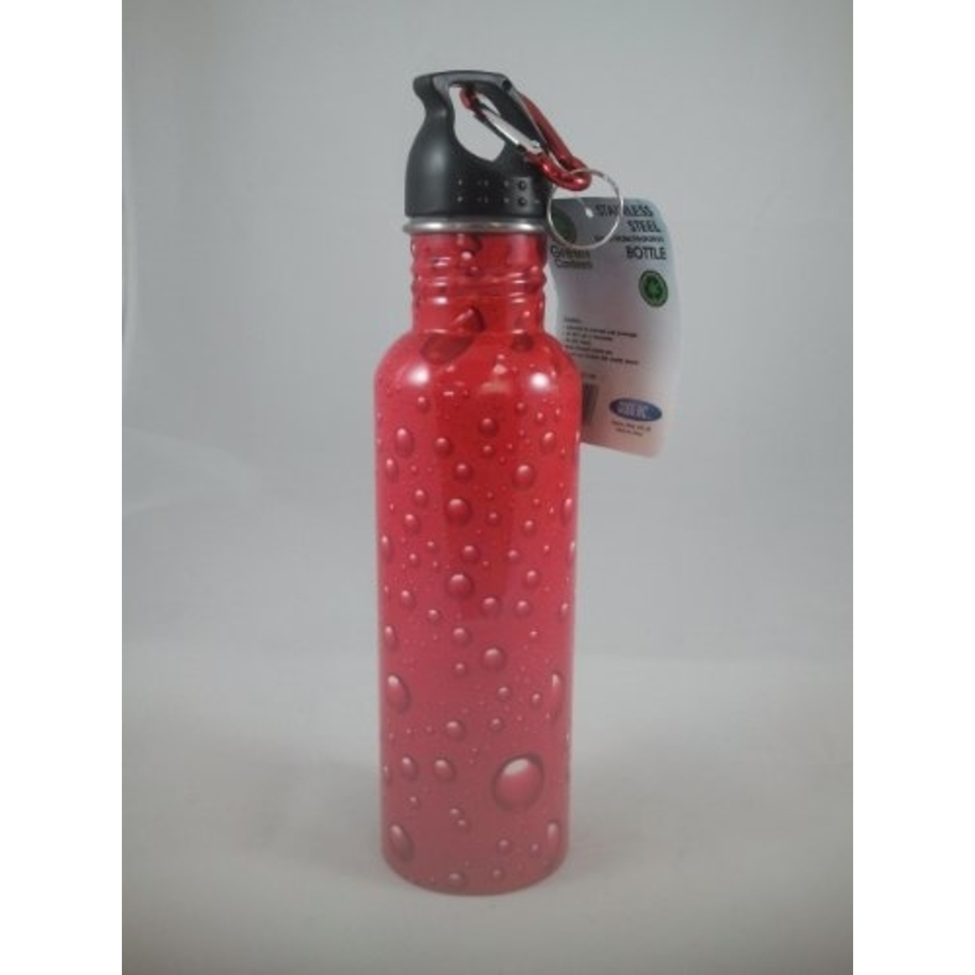 Green Canteen 25oz Stainless Steel Sports Water Bottle Leak Proof Cap