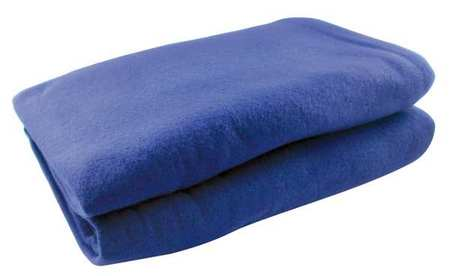 MEDSOURCE MS-B500 Emergency Blanket,Blue,60In x 90In,PK6 by MEDSOURCE