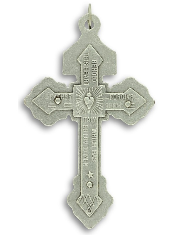 Inc Gifts Catholic 3-Way Pardon//Blessed Virgin Mary Crucifix and Centerpiece Set