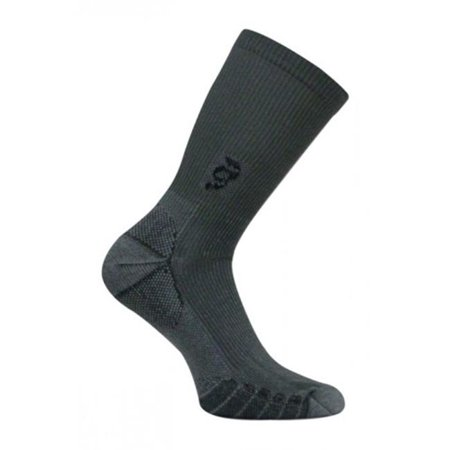 Travelsox Tsc 100 Compression Crew Socks  44  Grey   Small