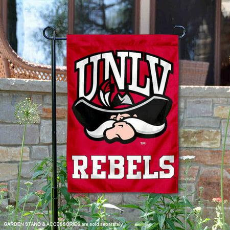 "UNLV Runnin Rebels 13"" x 18"" College Garden Flag"