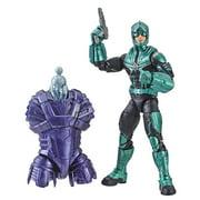 Marvel Captain Marvel 6-inch Legends Yon-Rogg Kree for Collectors, Kids, Fans