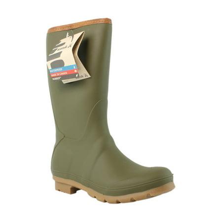 - Kamik Womens EK2160H-OLG   Boots Size 7 New