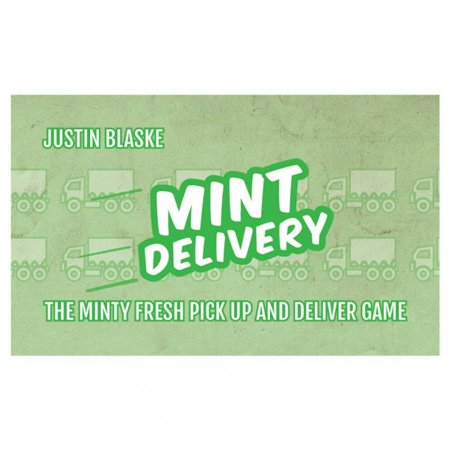 Mint Delivery Fast Paced Strategy Multiplayer Board Game Mr. B. Games MIB996