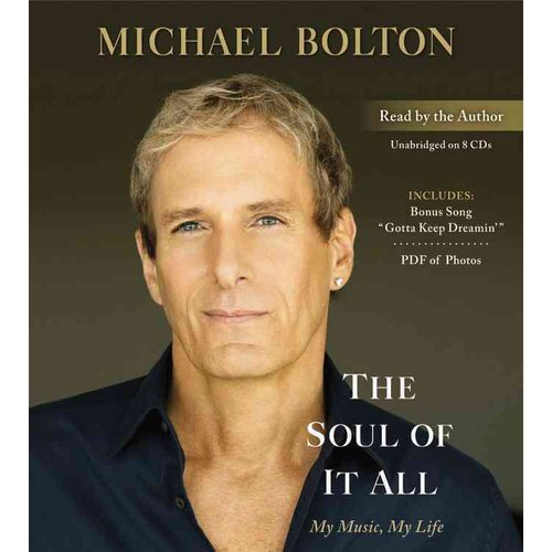 The Soul of It All: My Music, My Life: Includes PDF