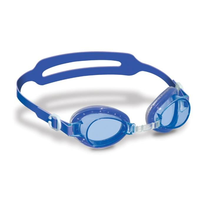 Swimline Aruba Supersoft Jelly Kid's Swimming Goggles with Case by