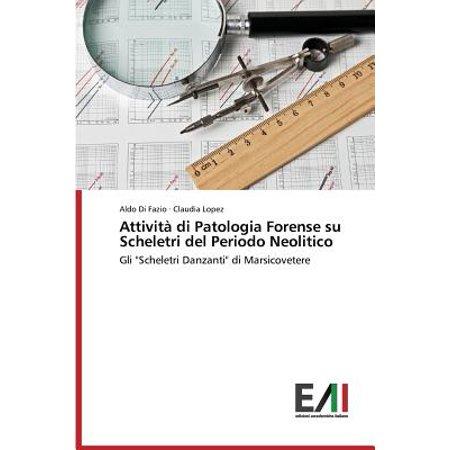 Attivita Di Patologia Forense Su Scheletri del Periodo Neolitico](Scheletri Di Halloween)