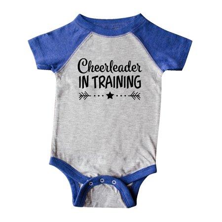 Cheerleader in Training Infant (Cheerleader Onesie)