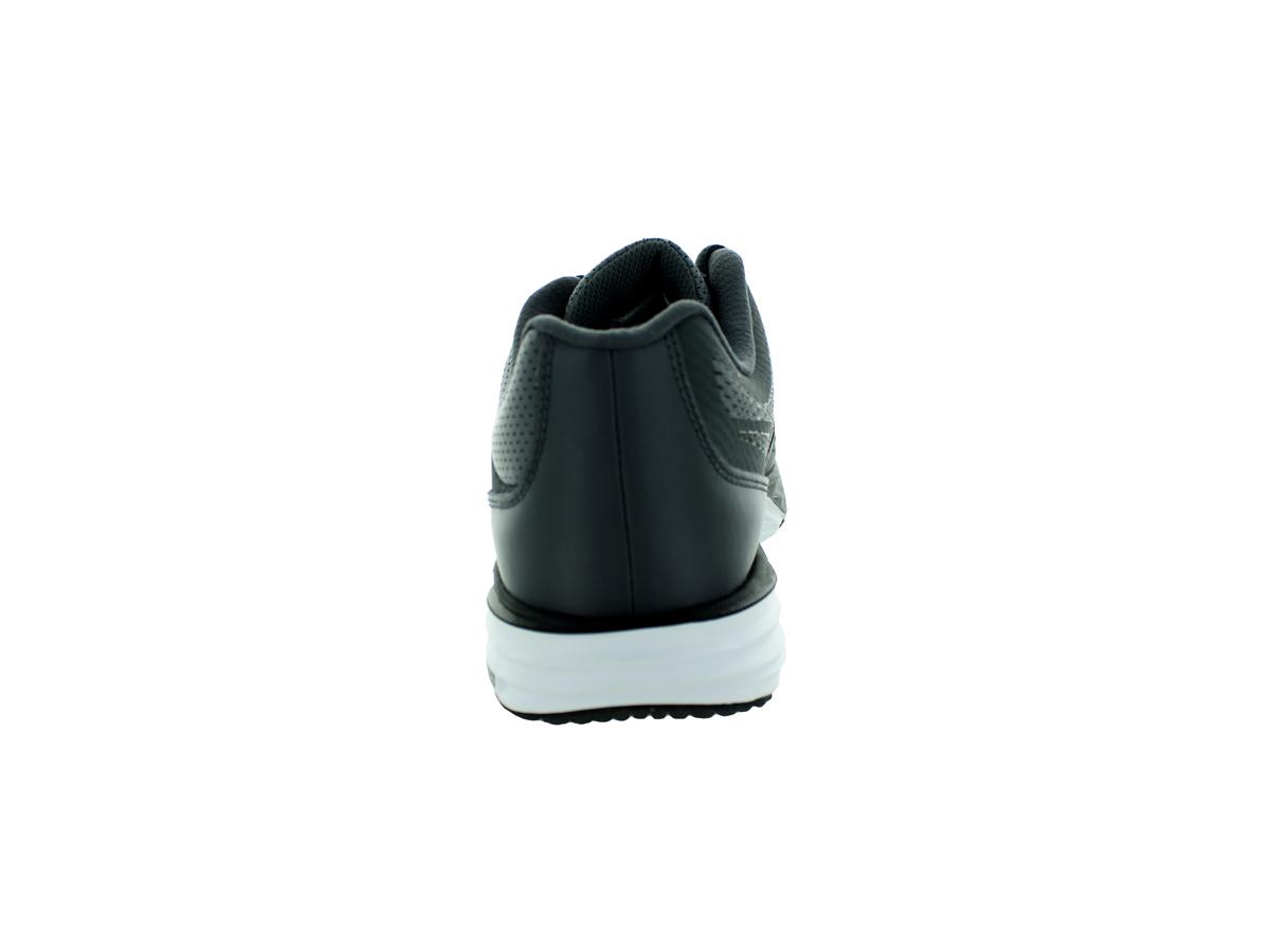 Nike Men's Tri Fusion Run Running Shoe Dark Grey/Black/White 10 D(M) US (7.5 D(M) US)