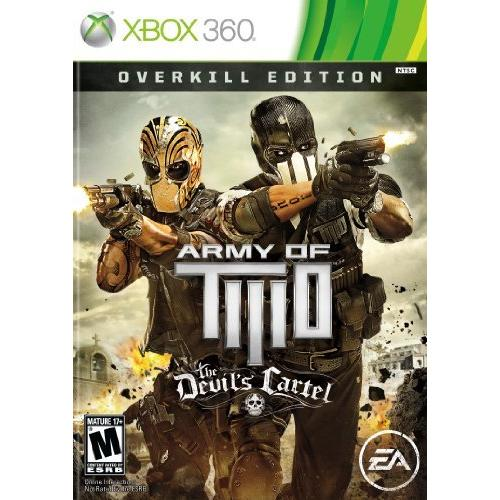 Electronic Arts 19719 Army Of Two The Devils Carte