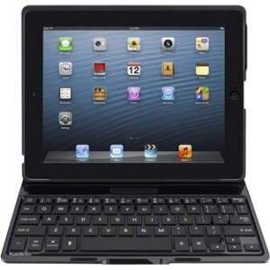 Belkin Ultimate Keyboard Case for Apple iPad 4/3/2, Black
