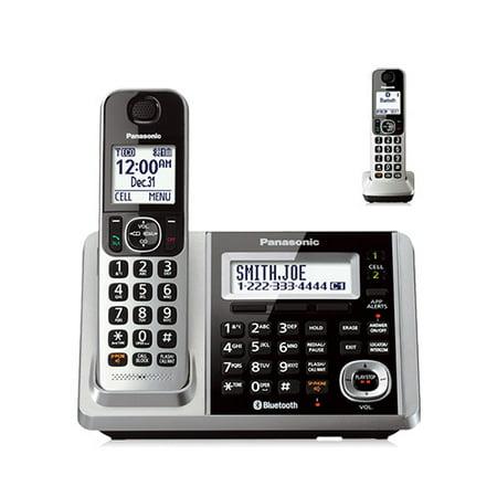 """""""Panasonic KX-TGF372S 2 Handset Cordless Phone"""""""