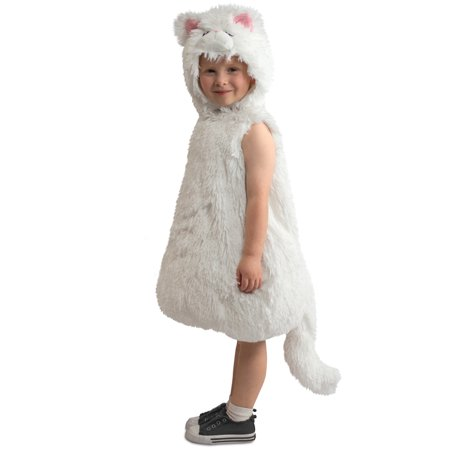 Toddler Snowball Kitty Halloween - Scary Snow White Halloween Makeup