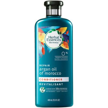 Recovery Essence - Herbal Essences Bio:renew Argan Oil of Morocco Conditioner, 13.5 Fl Oz